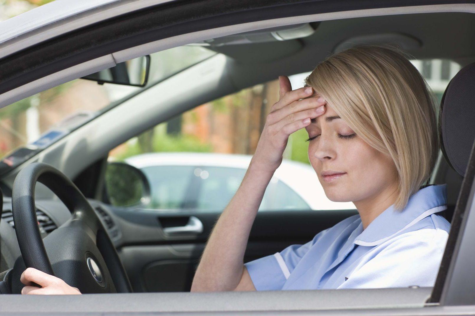 7 главных советов водителям, которых укачивает за рулем