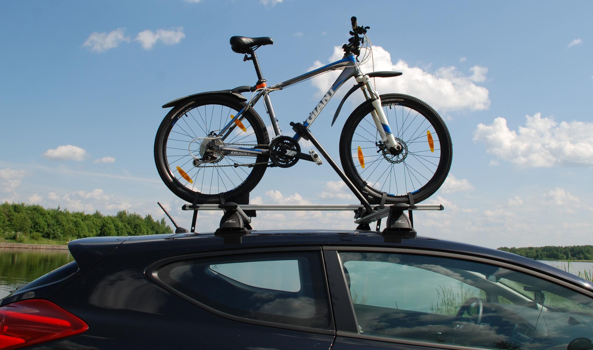 Лучшие способы перевозки велосипедов на автомобиле
