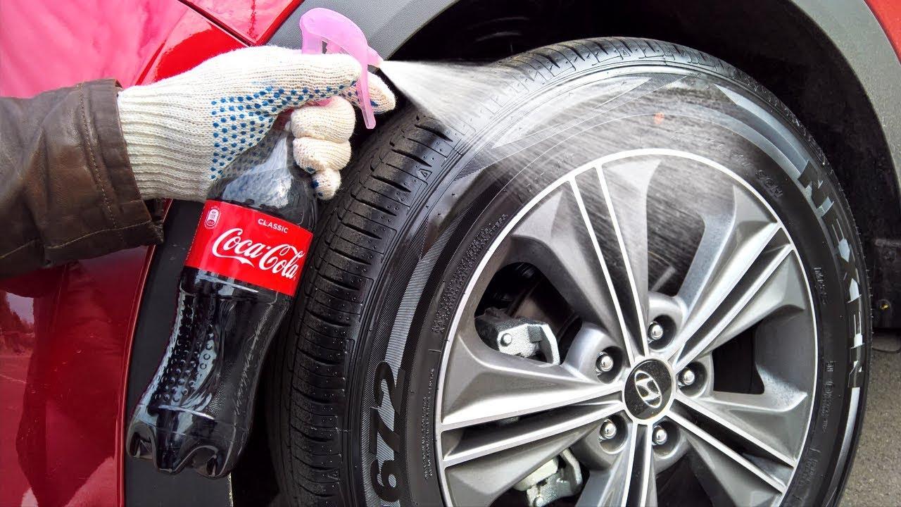 Топ-5 способов, как без насоса накачать автомобильное колесо