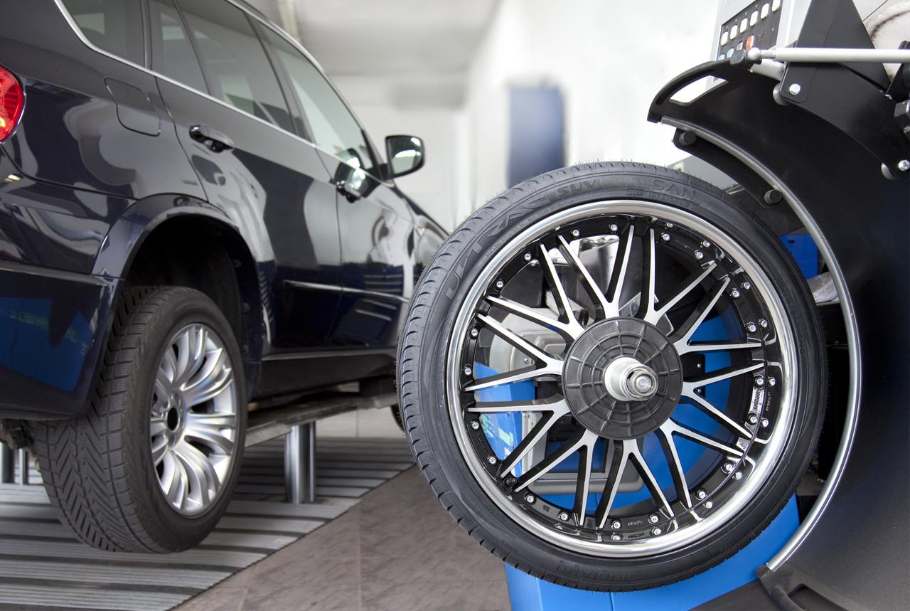 5 причин, почему при замене резины обязательна балансировка колес
