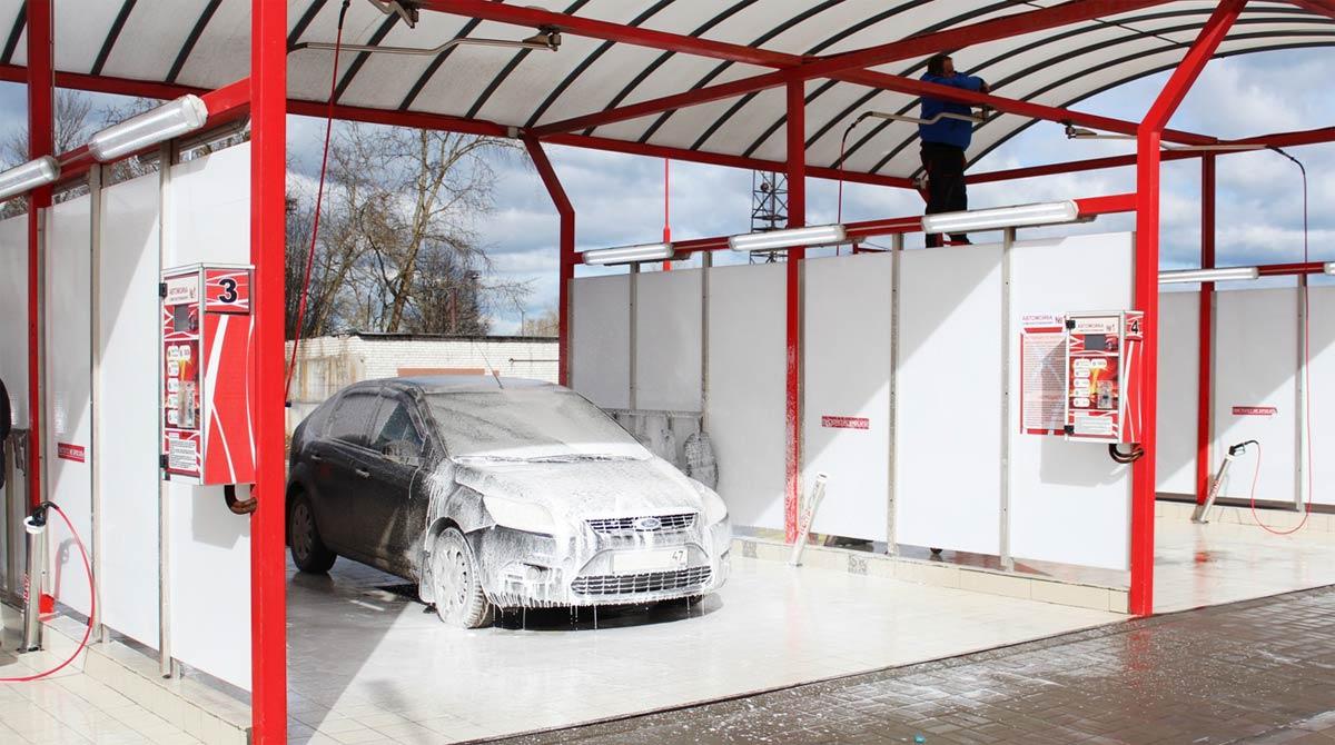 Автомойка за 100 рублей – миф или реальность?