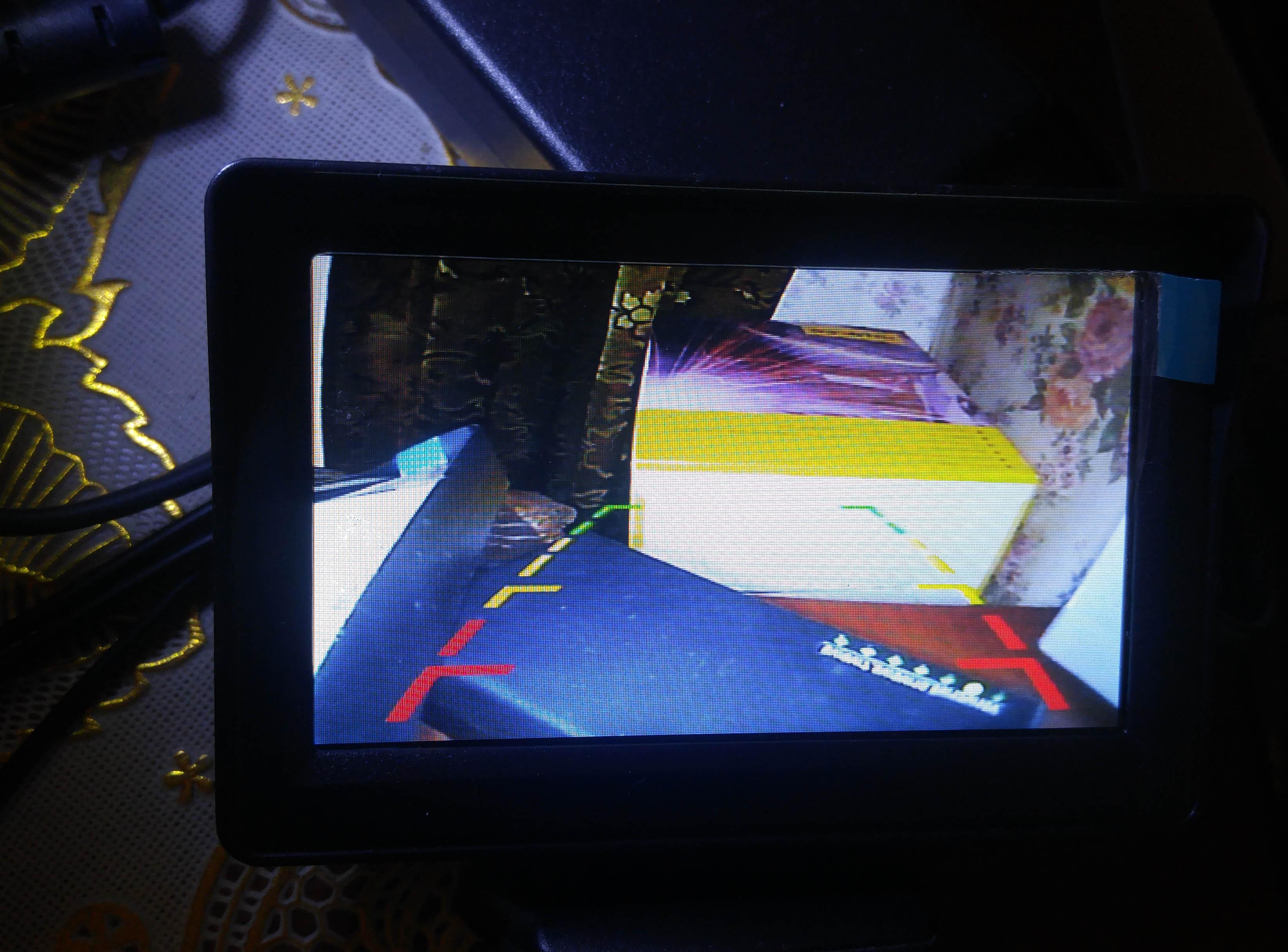 Топ-5 лучших камер заднего вида для авто с AliExpress